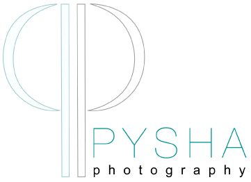 Pysha Photography logo